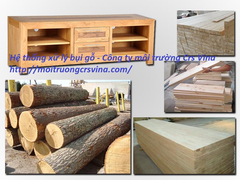 Xử lý bụi ngành chế biến gỗ